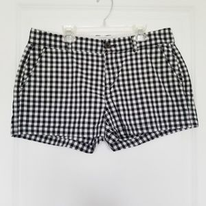 Old Navy | Gingham Print Shorts